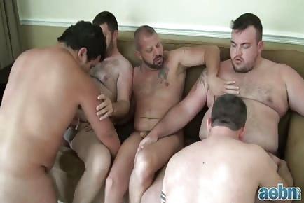 Hairy Bear Orgies