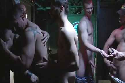 Nudity fuck rally