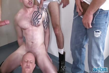 Glory Hole Pigs 2