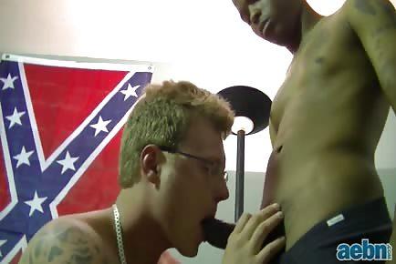 Confederate interracial fucking