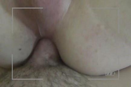 Amateur POV anal