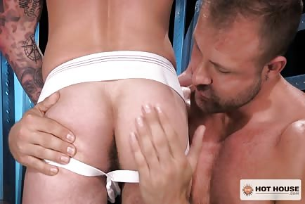 Monumental Ass: Chris Bines, Austin Wolf