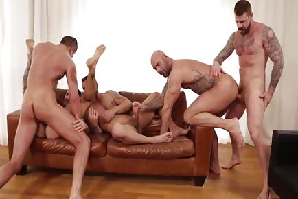 Bareback breeding party FULL