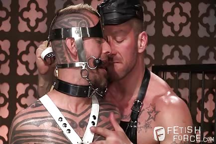 BDSM big cock submission HD