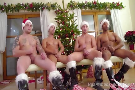 Santa's Helpers Naughty Christmas