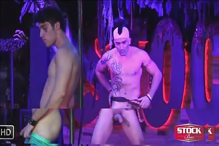 Male Strippers Halloween Party