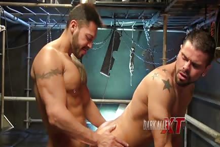 HOT men with hard bodies and dicks
