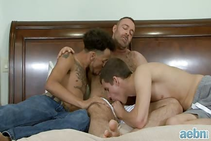 Daddy Loves His Boys