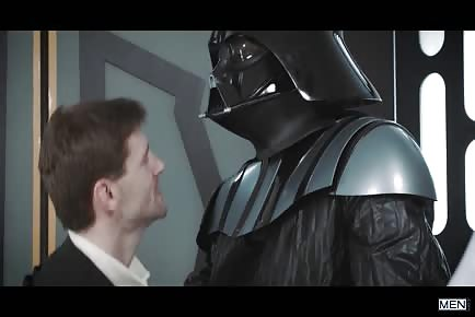 Han Gets Fucked By Darth Vader From Star Wars