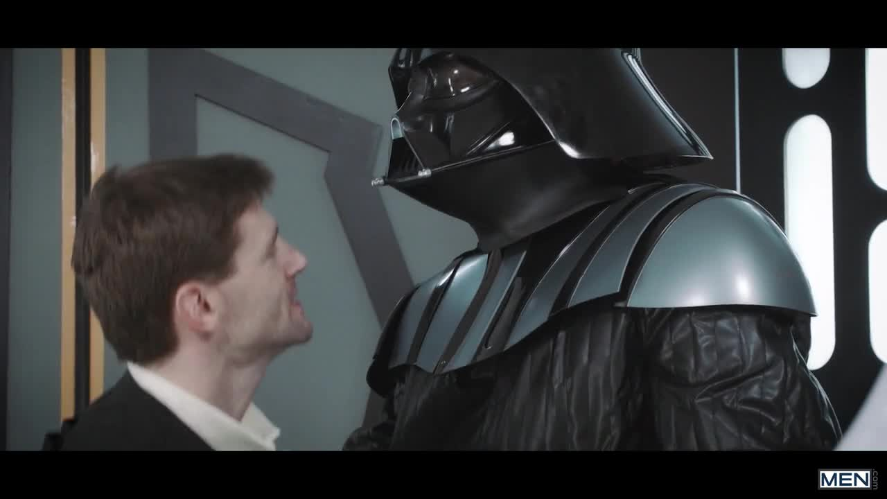 Han Gets Fucked By Darth Vader From Star Wars-4753