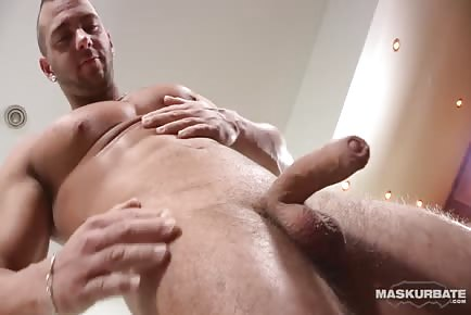 Maskurbate JP Hot Solo Jacking Off Scene HD