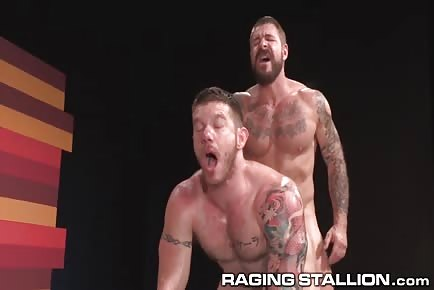 Rocco Steele Impales Hot Male With His Fat Dick