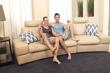 Brandon fucks Chase for his Sean Cody Anniversary HD