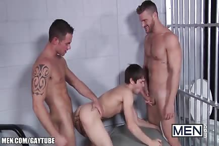 Johnny Rapid Prison Double Anal Penetration