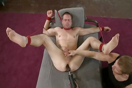 Men On Edge: Twice The Edging, Twice The Cum With Rico And John