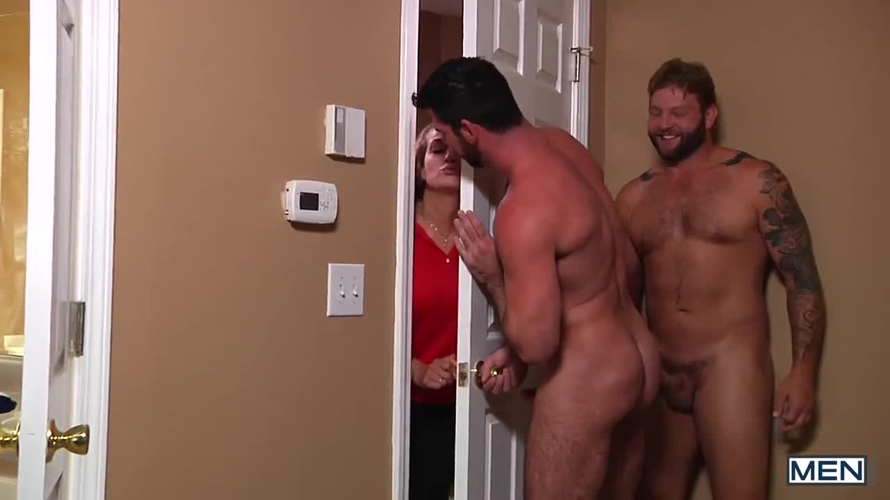 wife catches husband gay tubes