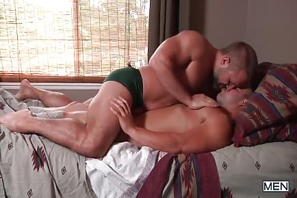 Daddies swap their young sons and fuck secretly