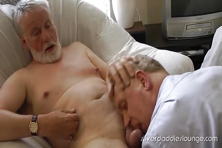 Old Silver Daddies Mature Fuck