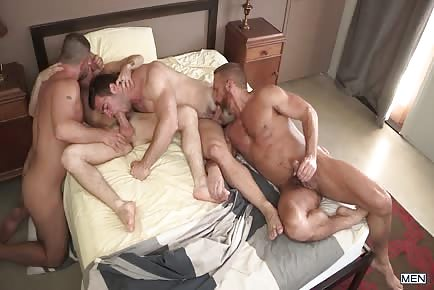 Hairy Bear Stories Dirk Caber Orgy