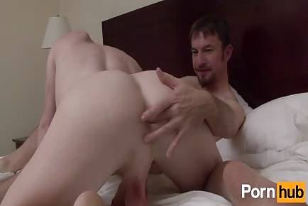 Very skinny male gets ass destroyed by morning wood