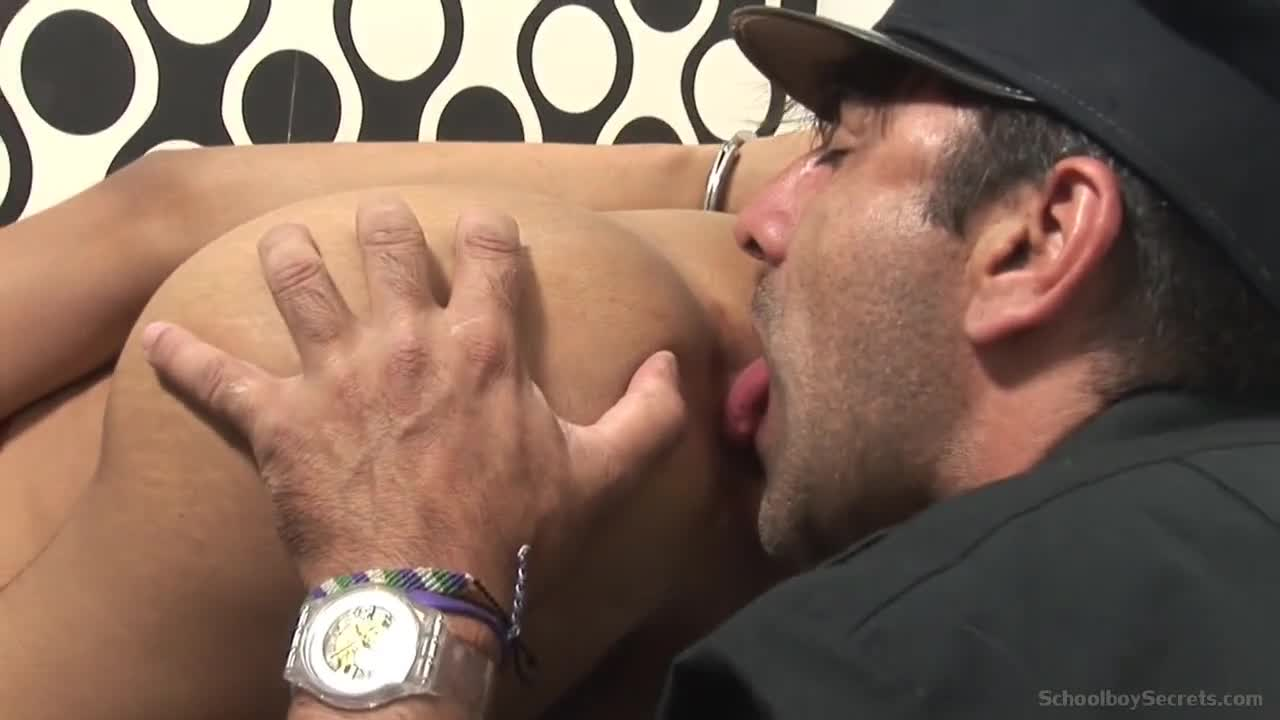 Licking schoolboy ass all personal