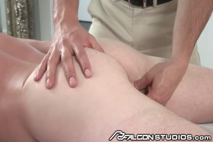 Hung Jock Brent Corrigan Bubbble Butt Massaged