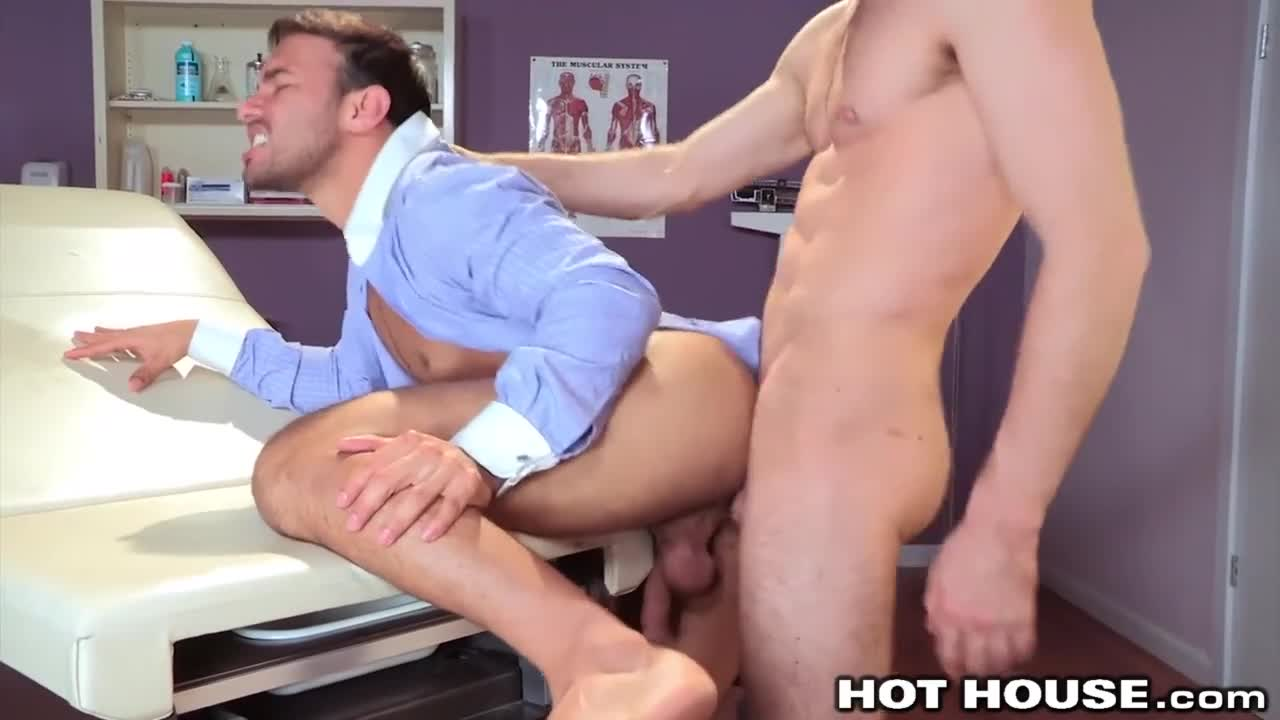 Hot hairy gay doctors fucking xxx he took a