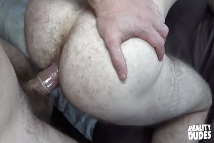 Straight Hiker Takes Cash For Blowjob And Ass Pounding