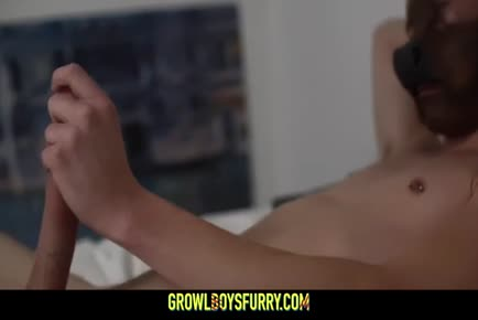 Teen real gay furry boy masturbation-GROWLBOYSFURRY.COM