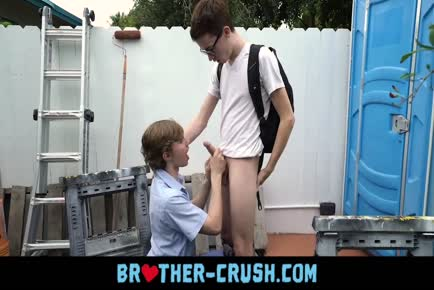 Hot teen nerds after school gay sex BROTHER-CRUSH.COM