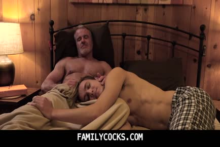 Grandfather enjoys anal time with younger grandson-FAMILYCOCKS.COM