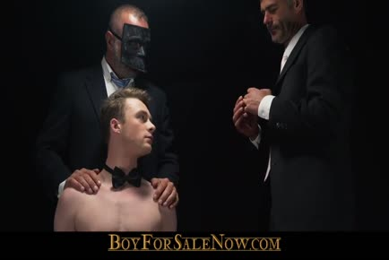 Big cock twink slave manipulated by bdsm master-BOYFORSALENOW.COM