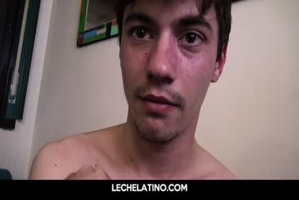 Young latin street boy gets his ass fucked for money and moans LECHELATINO.COM