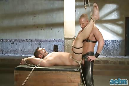Bound Gods: Bound Body Builder