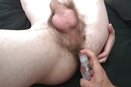 Fucking very hairy ass