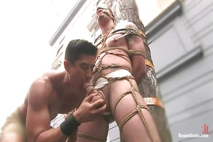Bound Gods: Wolf Hudson, Van Darkholme And Rico