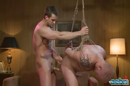 Bound Gods: Phenix Saint And Luke Riley