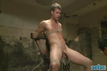 Scrotum dick torture