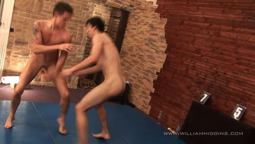 No Holds Barred Nude Wrestling 13-5916