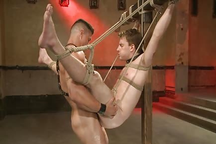 Bound Gods: The Official Greeting Of The Dom Of The House