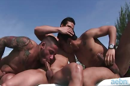 Lucio Saints giant cocks