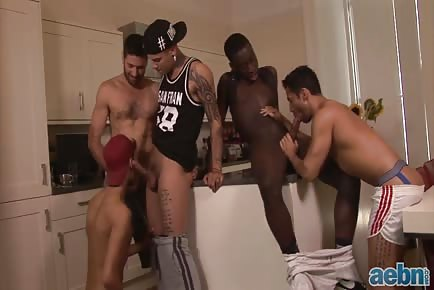 Basketball team gay anal sex
