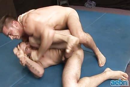 No Holds Barred Nude Wrestling 31