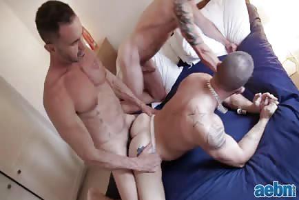 Hardcore anal men